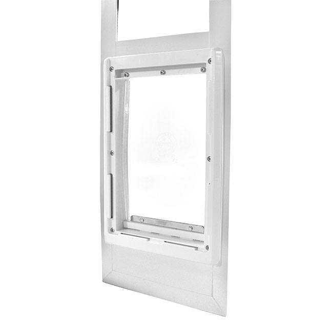 ideal vpp vinyl patio pet door panel