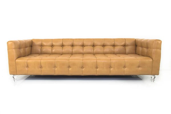 como faux leather sofa bed sofas that are good for your back modern & loveseats - custom built page 4 modshop