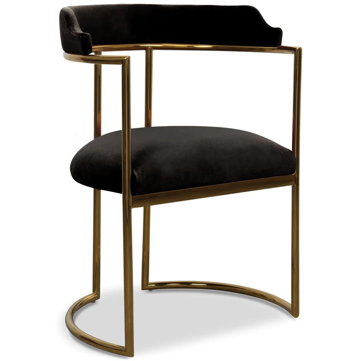 black velvet chair wood lounge plans acapulco 2 dining in modshop