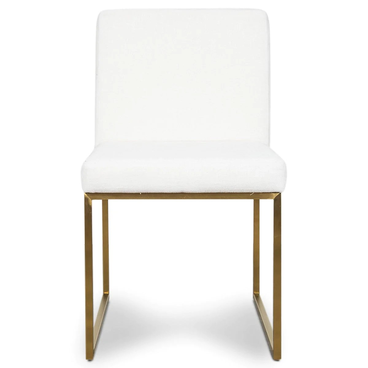 modern art chair covers and linens old fashioned dining room chairs 007 goldfinger white linen modshop