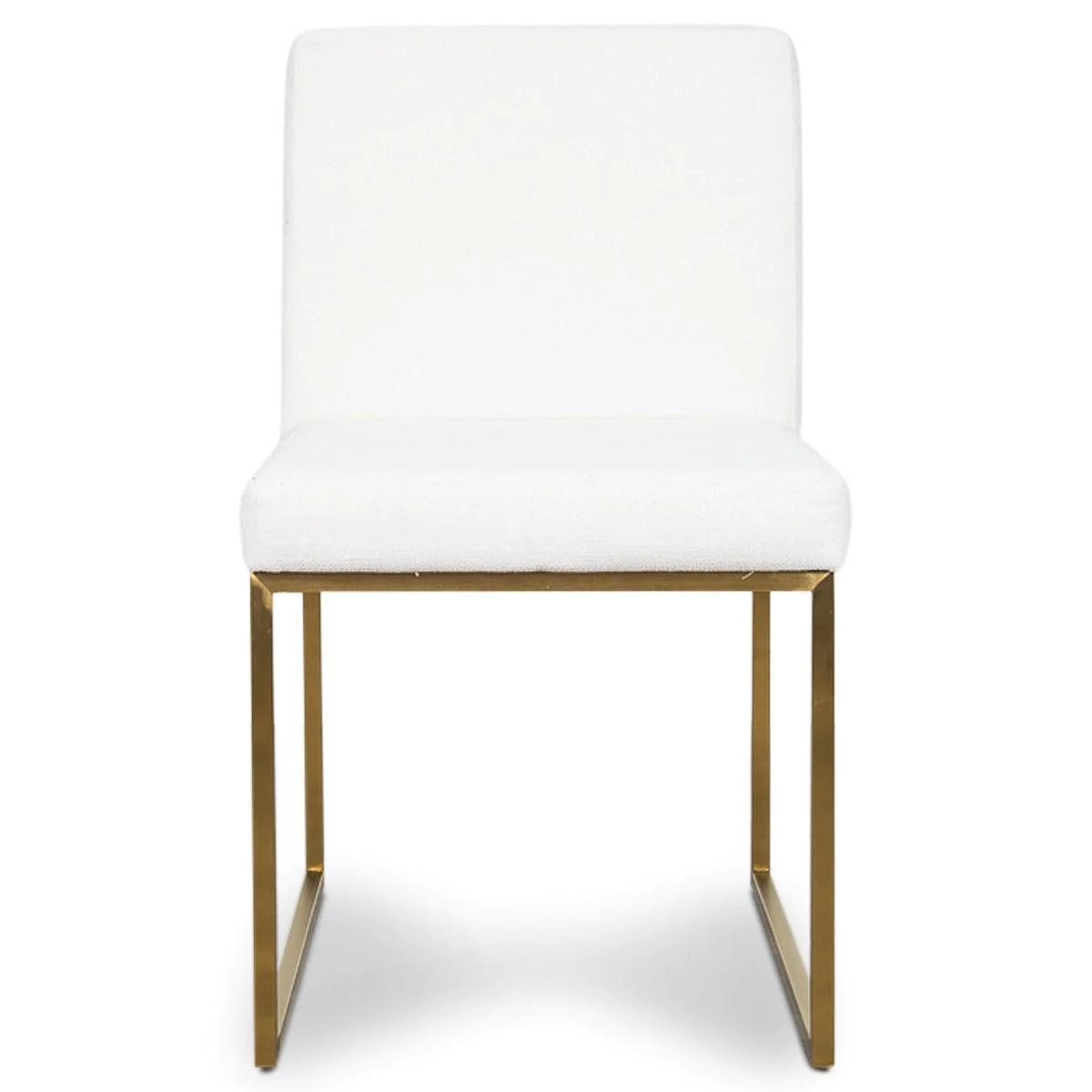 white linen chair cloud bean bag 007 goldfinger dining modshop