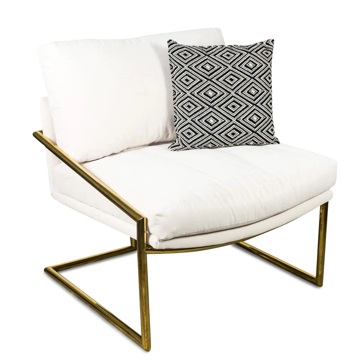 modern art chair covers and linens recliner sale brass tube modshop