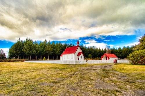 Little Country Church NZ