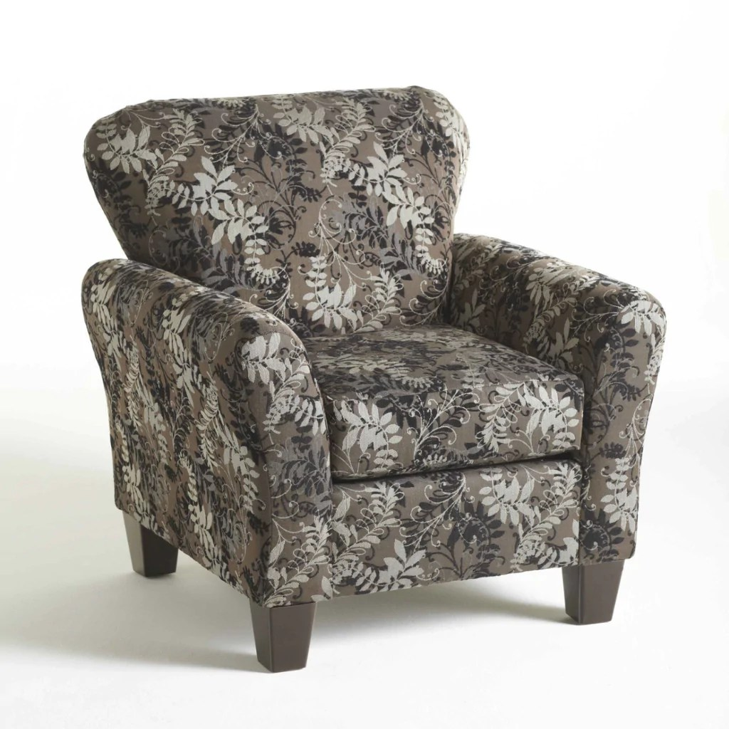 pewter chair barrel back chairs candella accent adams furniture