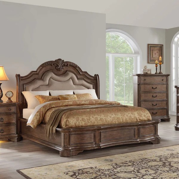 With about one third of our lives spent in bed, we should buy the biggest bed frame our bedrooms allow, and the best mattress your budget allows. Tulsa Bedroom Set Adams Furniture