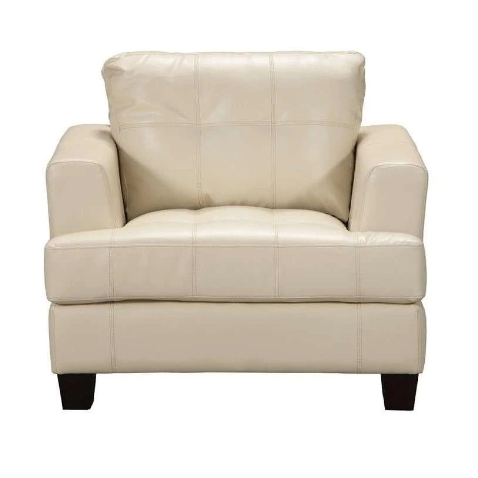cream leather accent chairs design chair egg samuel  adams furniture