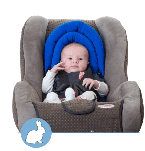 newborn baby head support pillow for