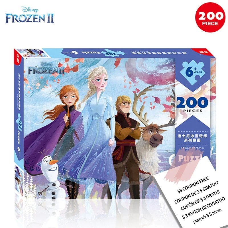 disney puzzle frozen 2 children s