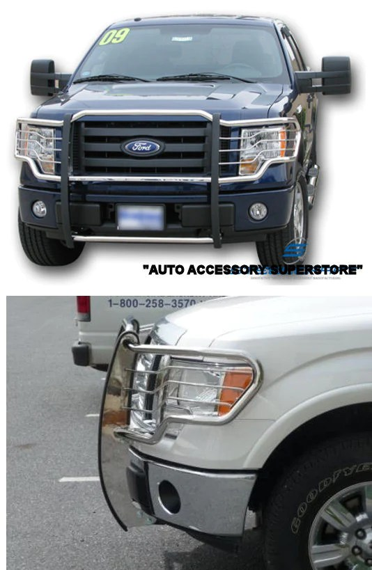 Ford Guard Color : guard, color, Brush, Guard, Grille