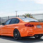 Bmw F30 F80 M3 Cs Carbon Fiber Trunk Spoiler Jl Motoring
