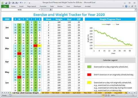 off fitness weight loss tracker for year excel template also rh buyexceltemplates