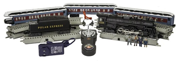 Lionel 6-84328 Polar Express Set with Snow on Roof Ready To Run O Gaug – Brady's Trains Outlet