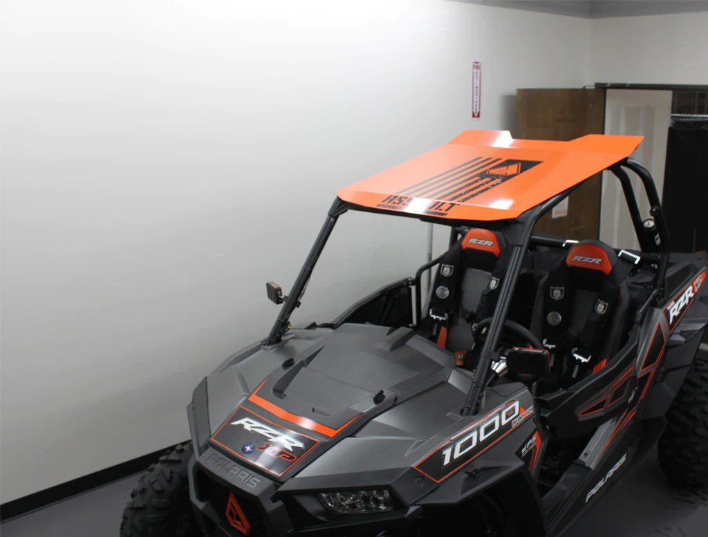 medium resolution of  rzr 1000 roof