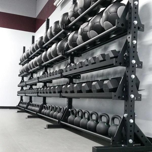 American Barbell Storage Rack 8