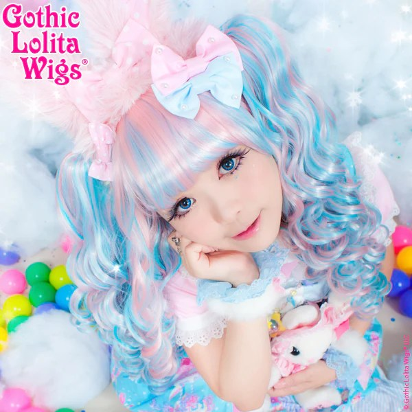 Gothic Lolita Wigs Baby Dollight Collection  Pink