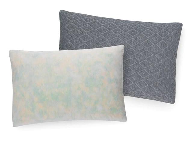 premium shredded foam pillow