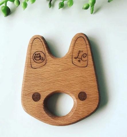 Wooden Teething Toys Online Wooden Teething Rings Australia