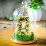 Fairy Garden Fairy Accessories No Maintenance Terrarium Kit Mossartbyrishstudio