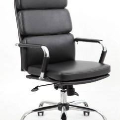 Black Leather Office Chair High Back Gaming Desk Modern Premium Officedesk Com