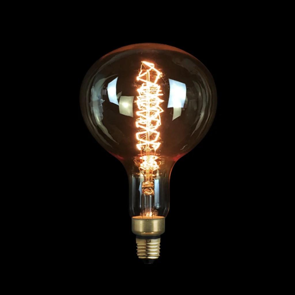Unique Vintage Style Super Large Globe Edison Light Bulb