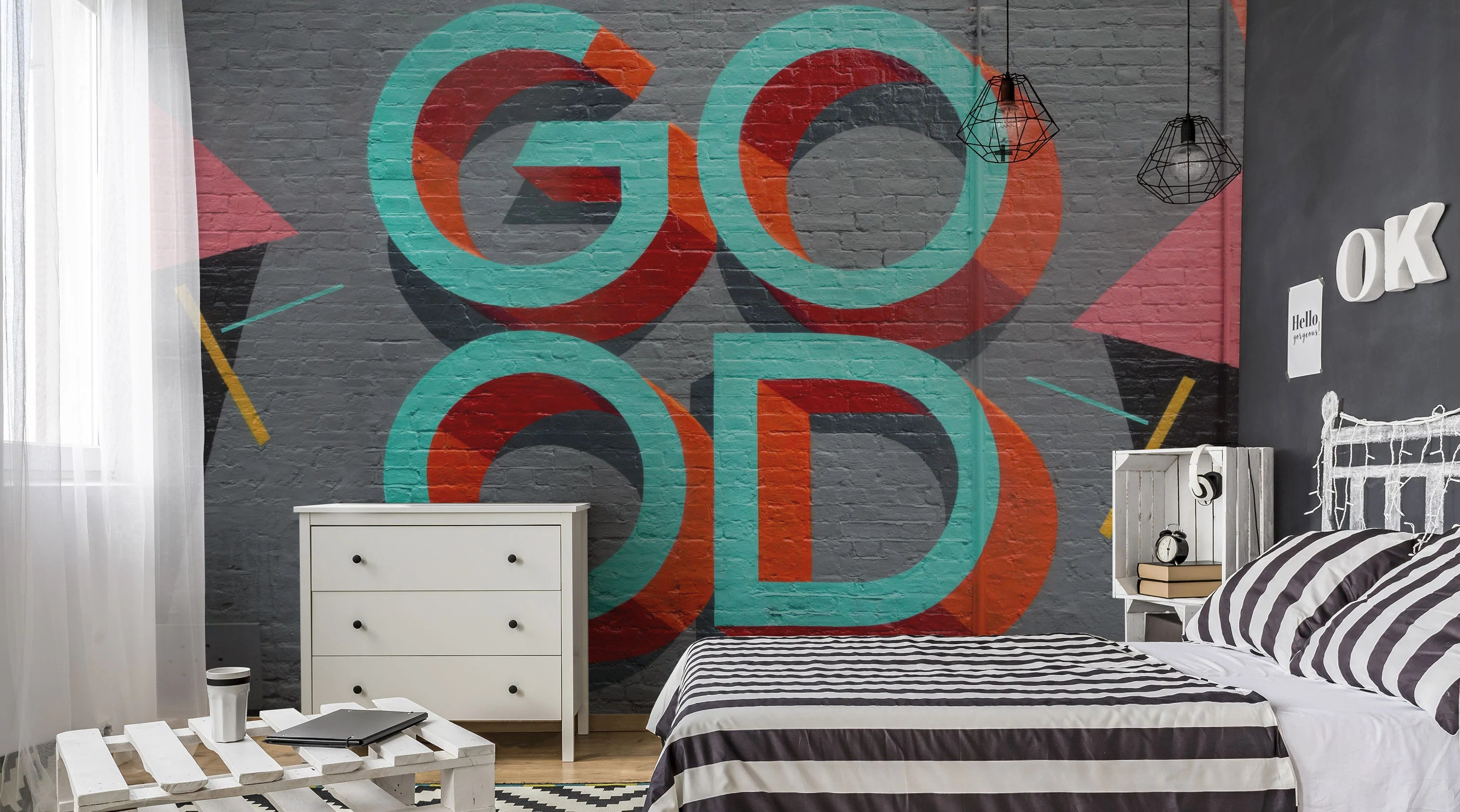 Words Wall Murals - Quotes Eazywallz