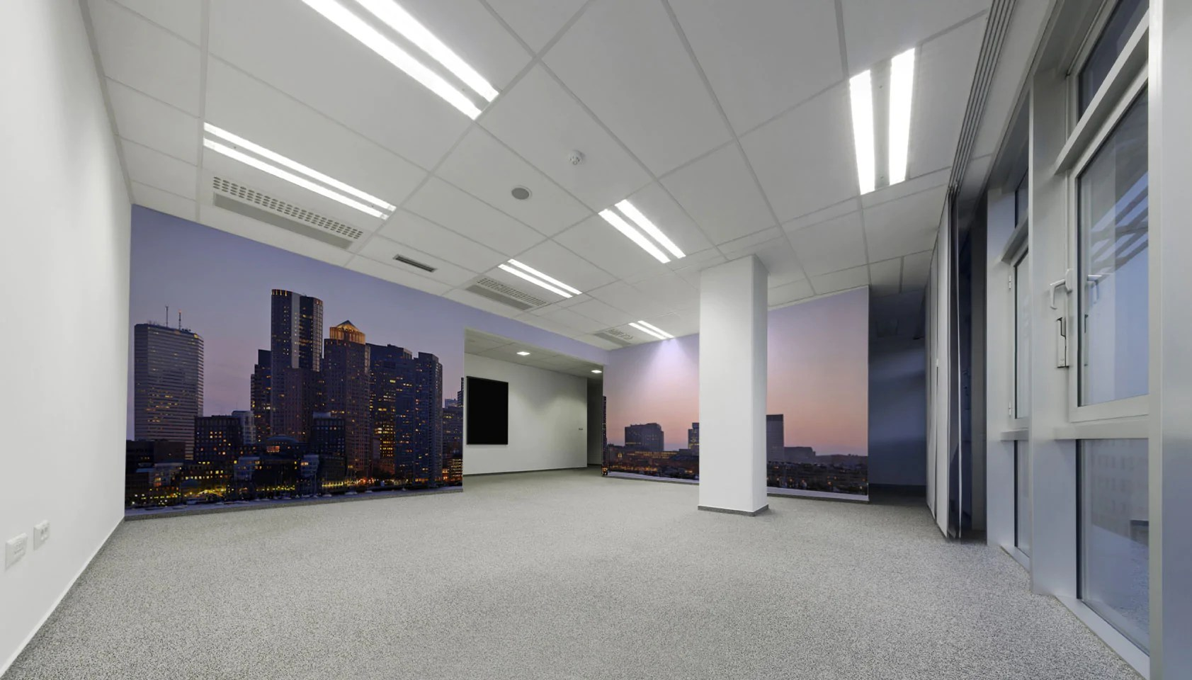 Wall Mural Ideas Corporate Offices Eazywallz