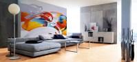 Modern Wall Murals - Modern Wall Coverings | EazyWallz
