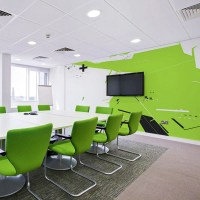 Wall Mural Ideas for Corporate Offices