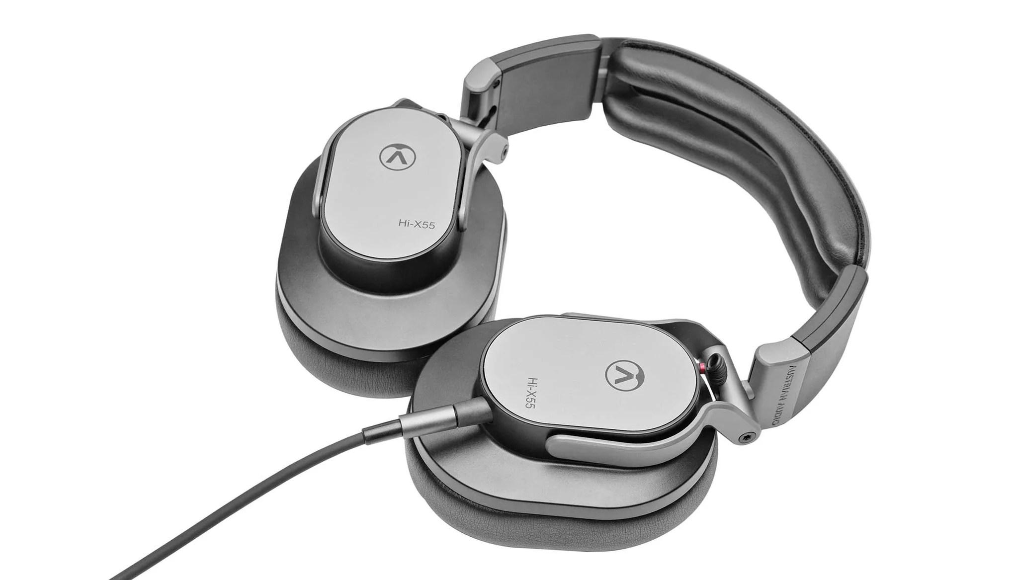 (預售產品 Pre-order) Austrian Audio Hi-X55 Professional Over-Ear Headphone – Tom Lee Online Shop