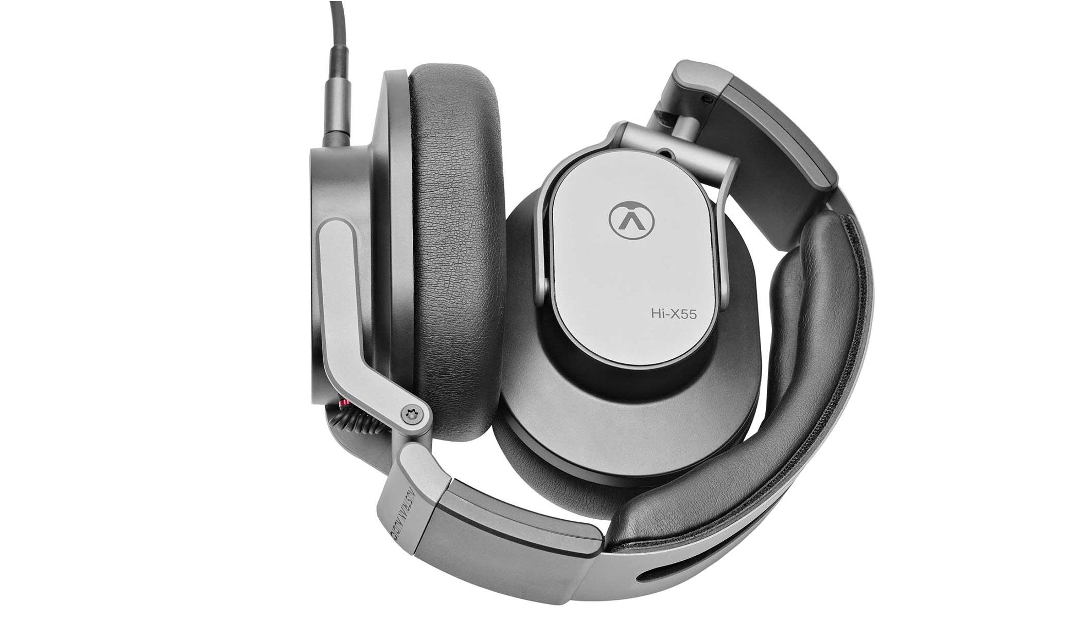 Austrian Audio Hi-X55 Professional Over-Ear Headphones — 通利琴行 Tom Lee Music