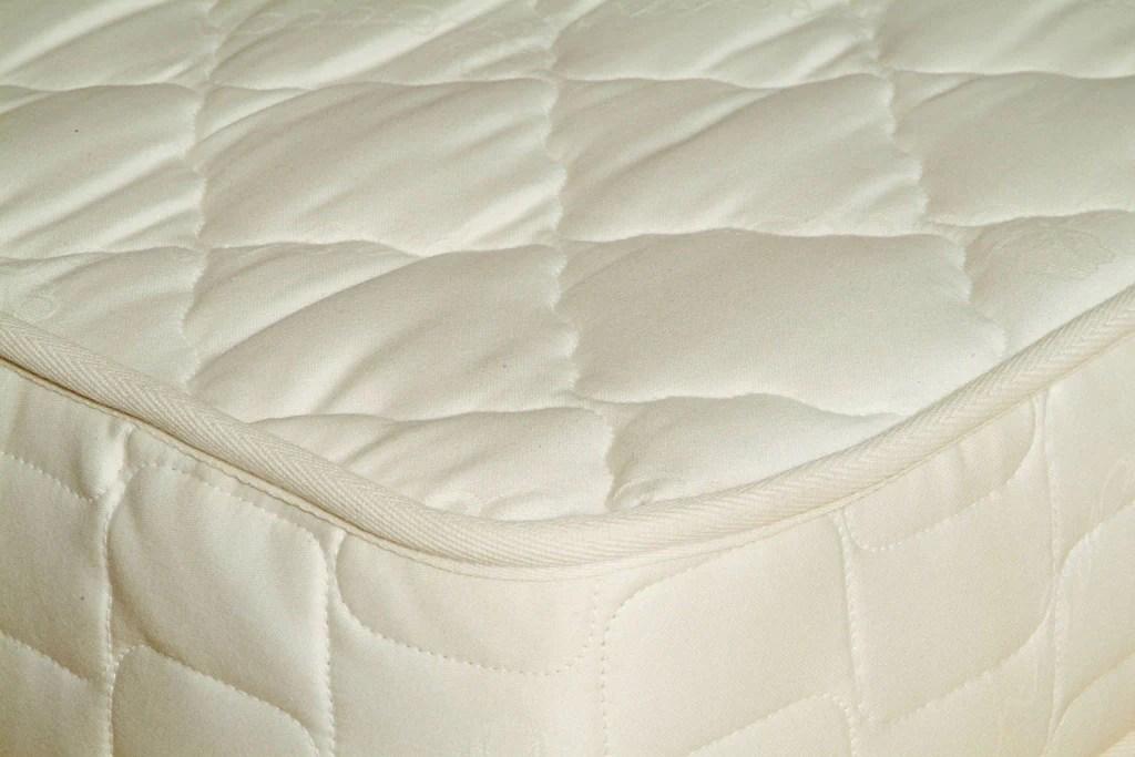 Crib Latex Mattress Natural Organic Nursery Wool