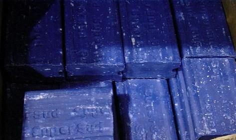 BLUE BOMBER WASHING CAKE SOAP 140G  Sams Bread  Butter Express