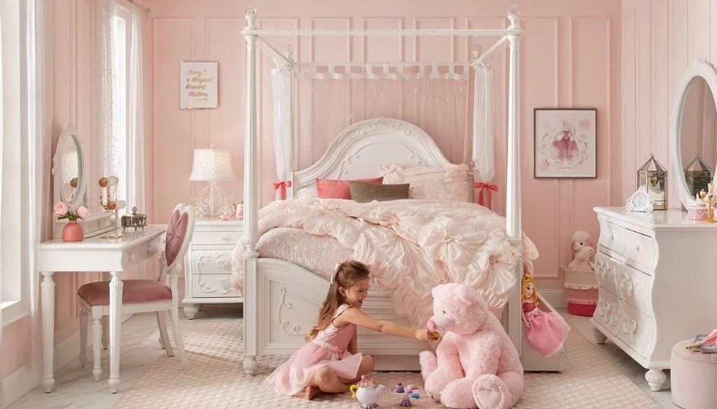 comment faire une chambre de princesse