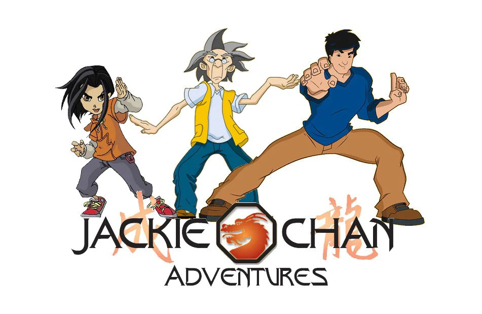 jackie chan adventures cartoon
