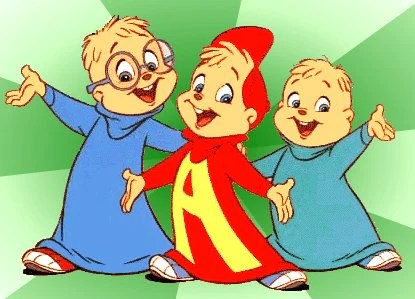 alvin the chipmunks cartoon