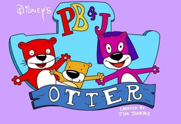 PB&J Otter Series 4 DVD Set Cartoon Rare!!! 43 Episodes