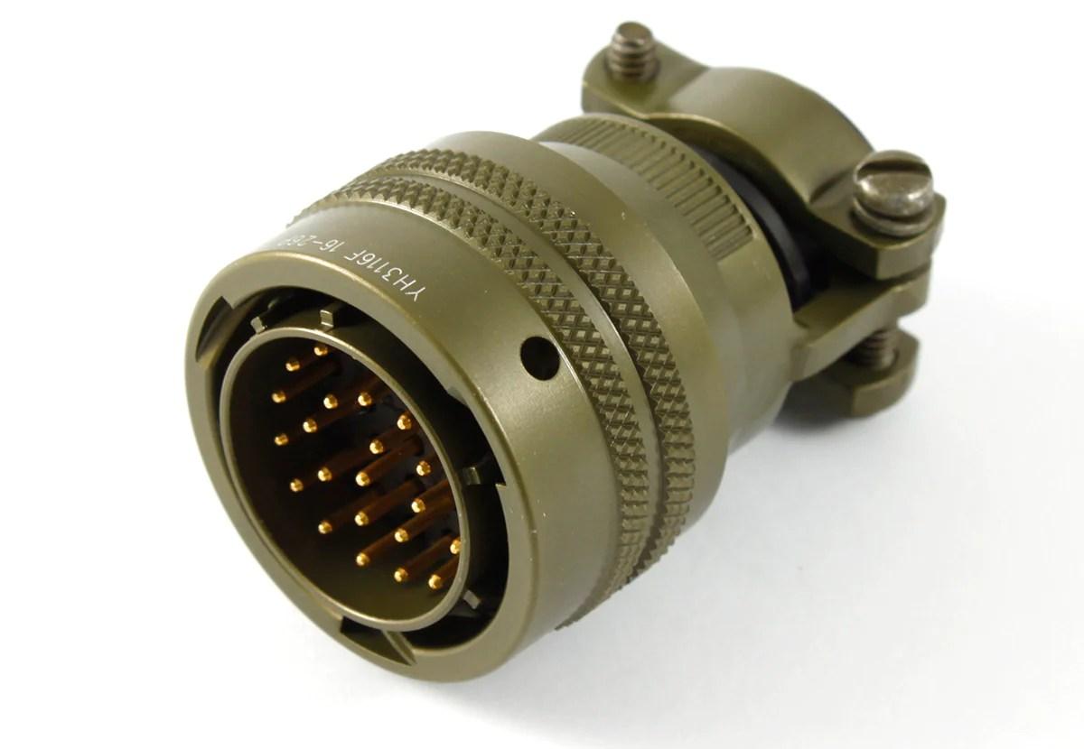 Yeonhab Mil-Spec Connectors