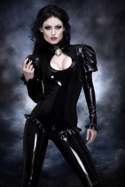 Latex Ophelia Bodysuit  Vengeance Designs