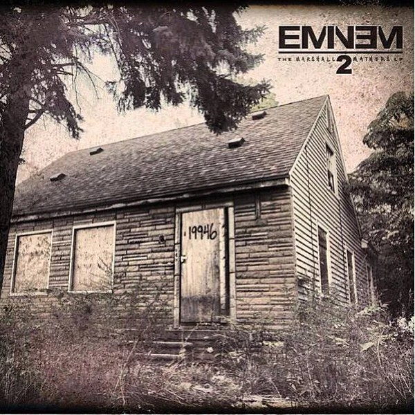 Image result for marshall mathers lp 2
