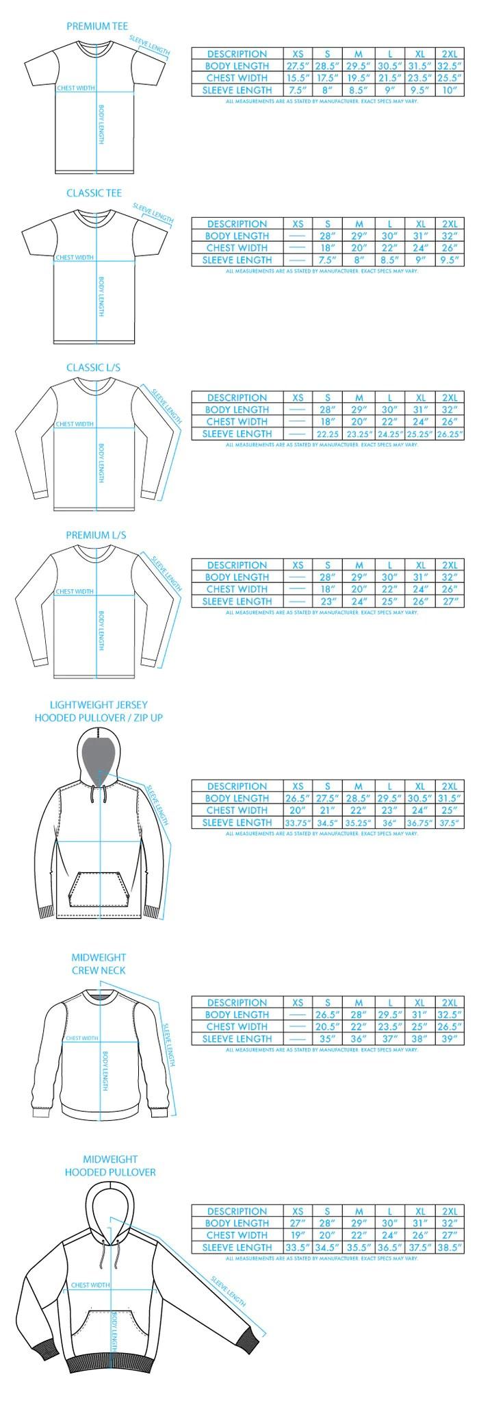 also apparel size chart primitive skateboarding rh primitiveskate