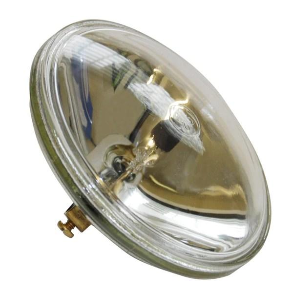 kitchen pendant light fixtures outdoor home depot ge h4515 - 30w par36 very narrow spot bulb – bulbamerica