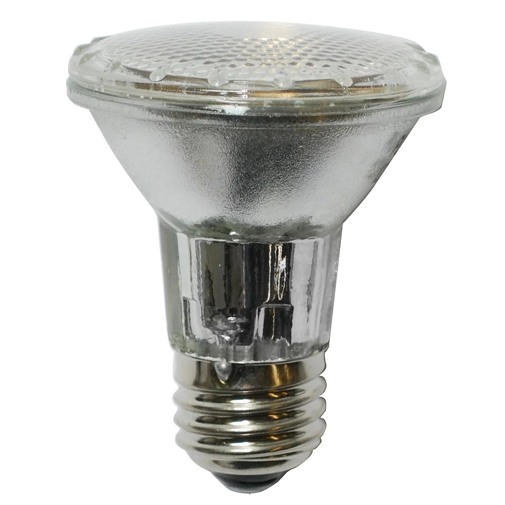 Platinum 39w 120v Par20 Narrow Flood Halogen Bulb Bulbamerica