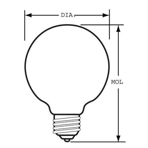 Ge Halogen Crystal Light Bulbs