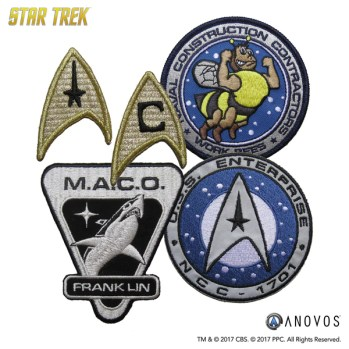G & T Show | Star Trek merchandise | Product Roundup September 2017