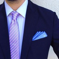 8 Shirt, Tie and Pocket Square Combinations that work and ...