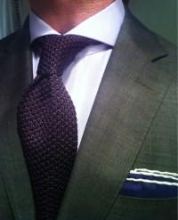 Knit Tie Guide | Everything You Need To Know About Knitted ...