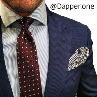 Polka Dot Ties   How and When to Wear a Polka Dot Tie ...