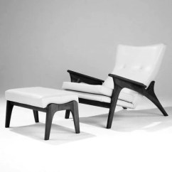 Adrian Pearsall Lounge Chair High That Folds Flat Vintage Archive Catalogue Craft Associates Modern 990 Lc For Inc