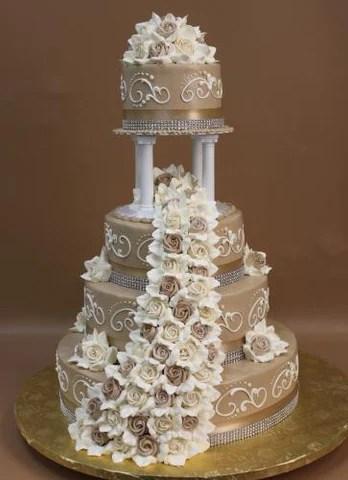 Custom Wedding Cakes  Konditor Meister