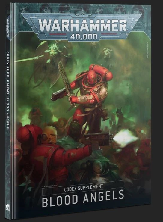 Join in the witcher universe's favorite card game — available for free! Warhammer 40,000 Codex Supplement Blood Angels (9th